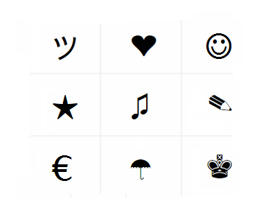 Twitter Emoticons O Facebook Emoticons Facebook Symbols