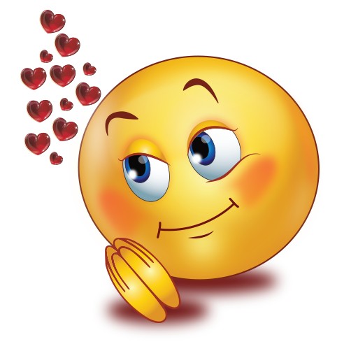 Love Big Eyes Emoji