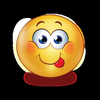 Confused Teasing Big Eyes Emoji