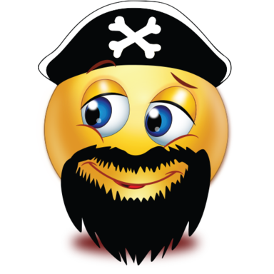 evil beard pirate />                                                                                        