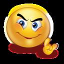 Evil Thief Ski Mask Emoji