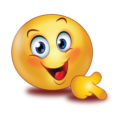 Facebook symbols and chat emoticons smiley face