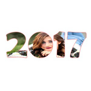 2017 Overlay photo effect