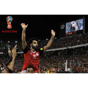 Egypt World Cup Mohamed Salah photo effect